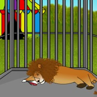 Lion Cage Escape.jpg